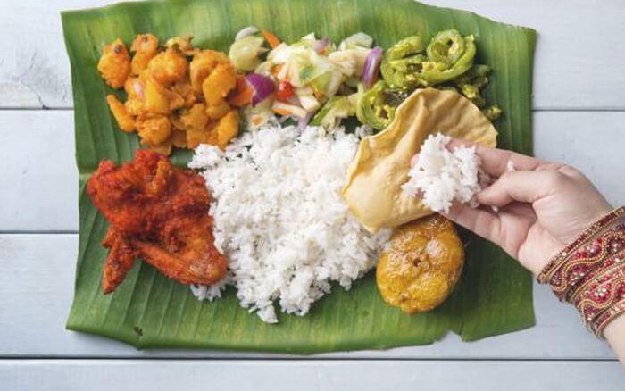 ăn uống ở Ấn Độ