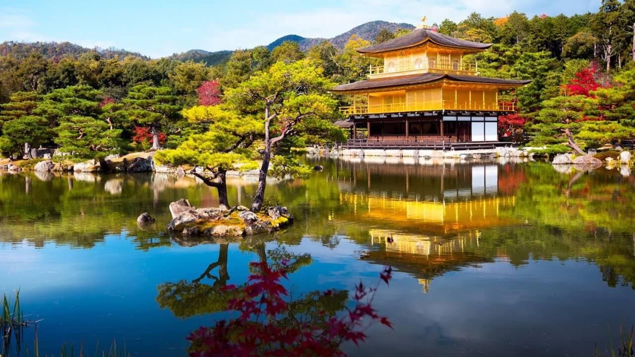 Đền Kinkaku-ji được công nhận là di sản văn hóa thế giới
