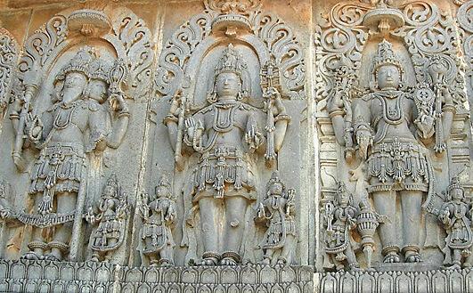 Ấn Độ giáo thờ vị thần nào