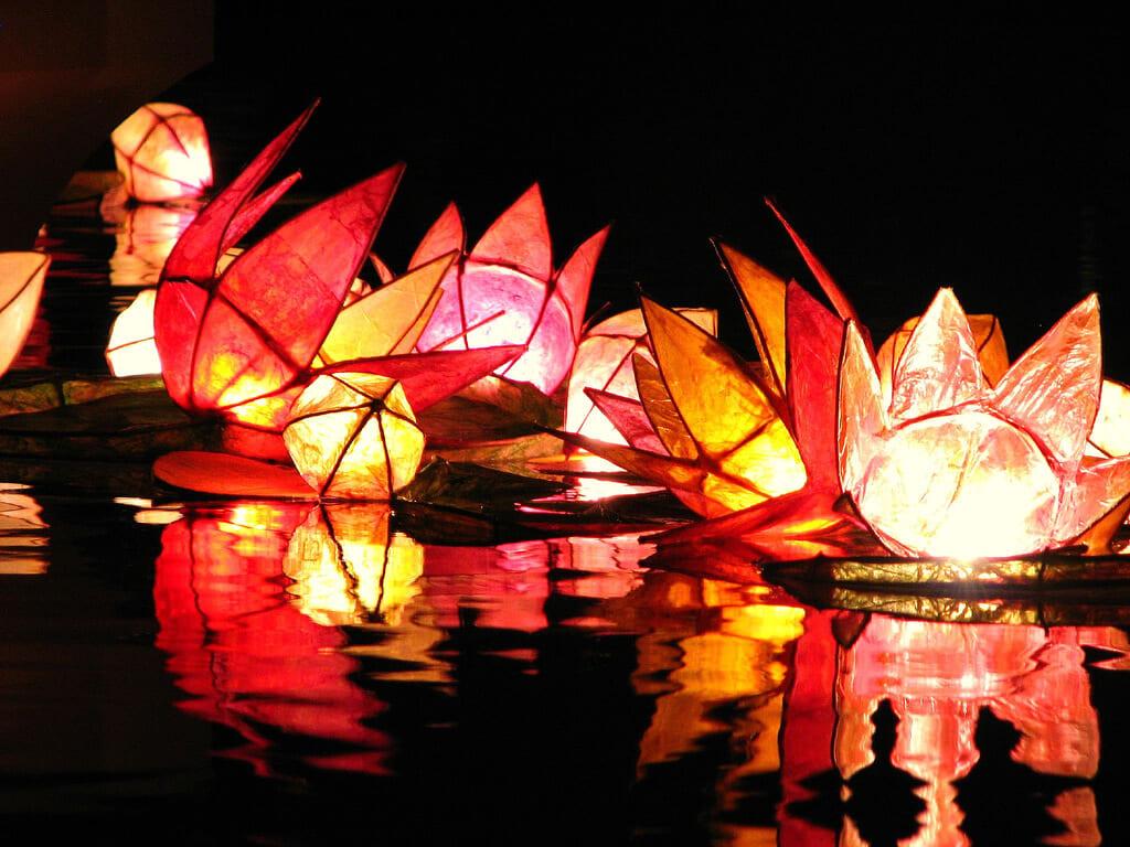 lễ hội Diwali ở Ấn Độ