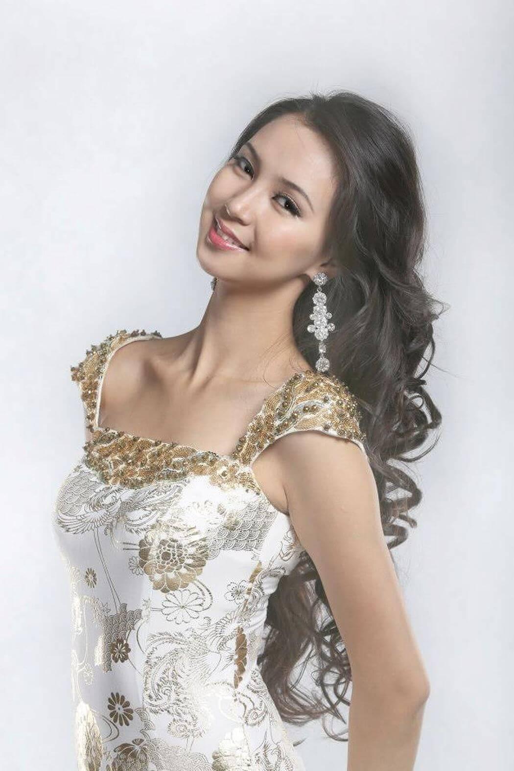 Hoa hậu thế giới người Mông Cổ