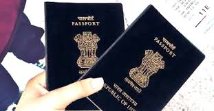 Indian Passport Holders