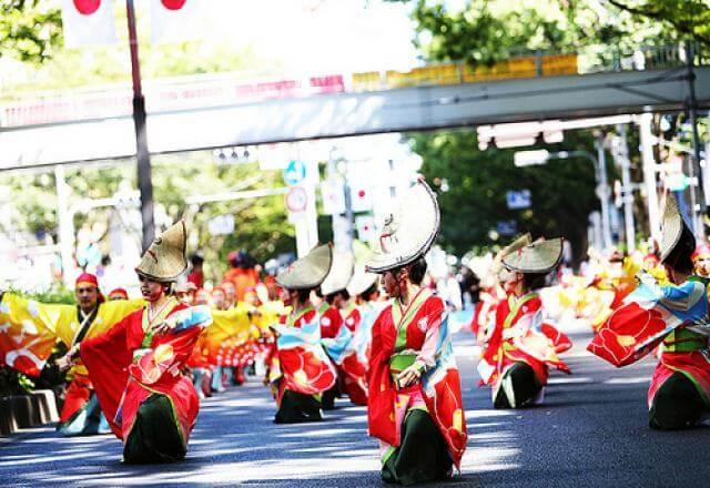 Du Lịch Nhật Bản Tháng 6 thời điểm lý tưởng trong năm