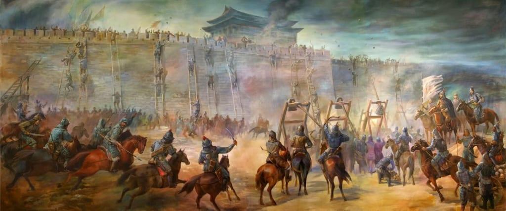 Điều gì tạo nên một đế chế Mông Cổ hùng mạnh nhất trong lịch sử