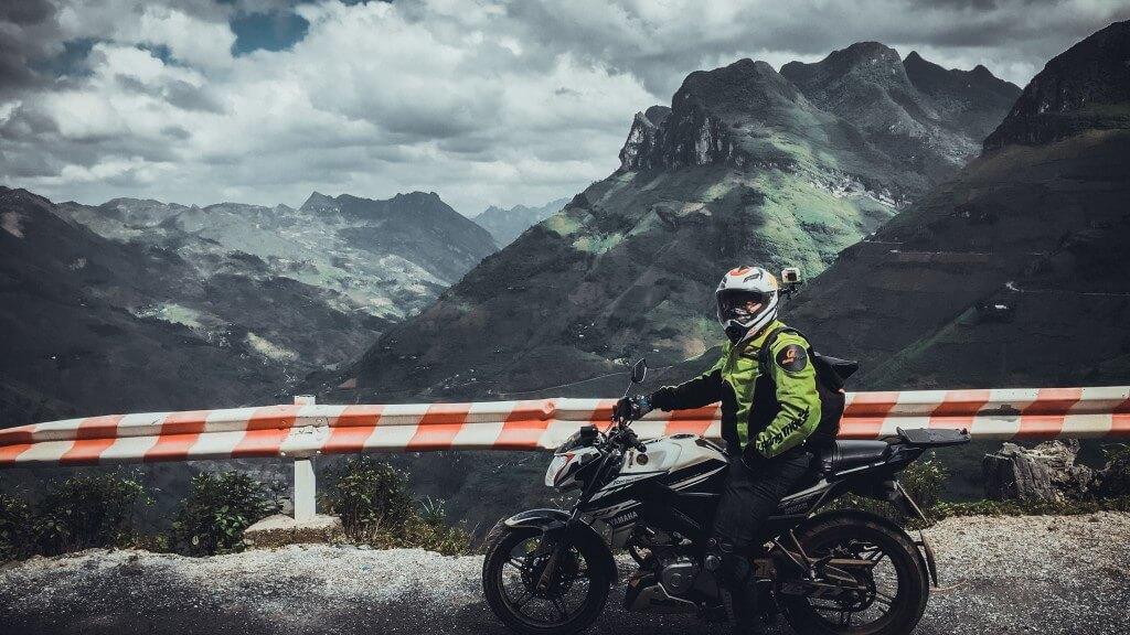 Hãy luôn nhớ đến lí do tại sao bạn lại dấn thân và chọn hành trình du lịch đầy mạo hiểm này .