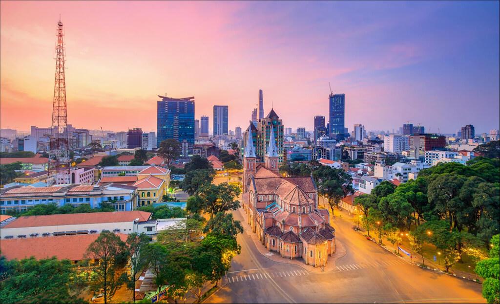 Tour du lịch phượt xuyên Việt 7 ngày hành trình từ Bắc vào Nam
