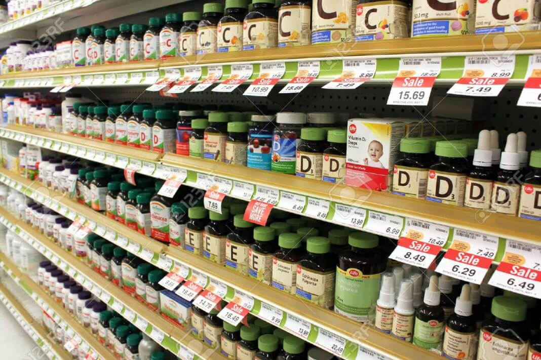 Các chuỗi cửa hàng Drug store nổi tiếng bao gồm Matsumoto Kiyoshi, Sun drug, Kokumin, Drug eleven...