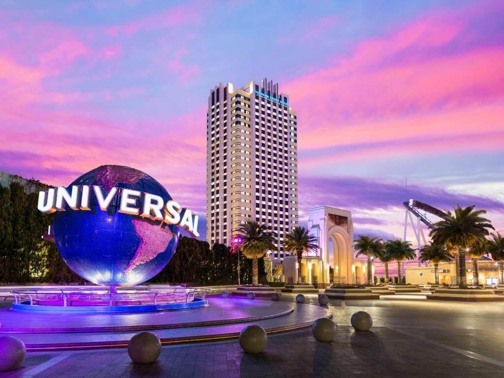 Phá đảo khu vui chơi Universal Studios của thành phố Osaka