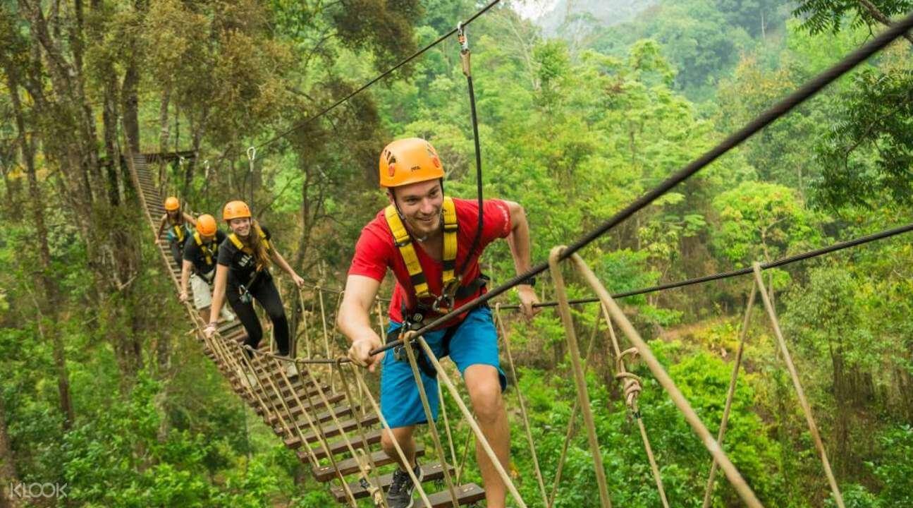 Khám phá những loại hình du lịch mạo hiểm ở Việt Nam