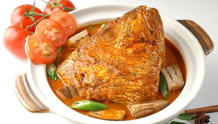 cà ri đầu cá Ấn Độ