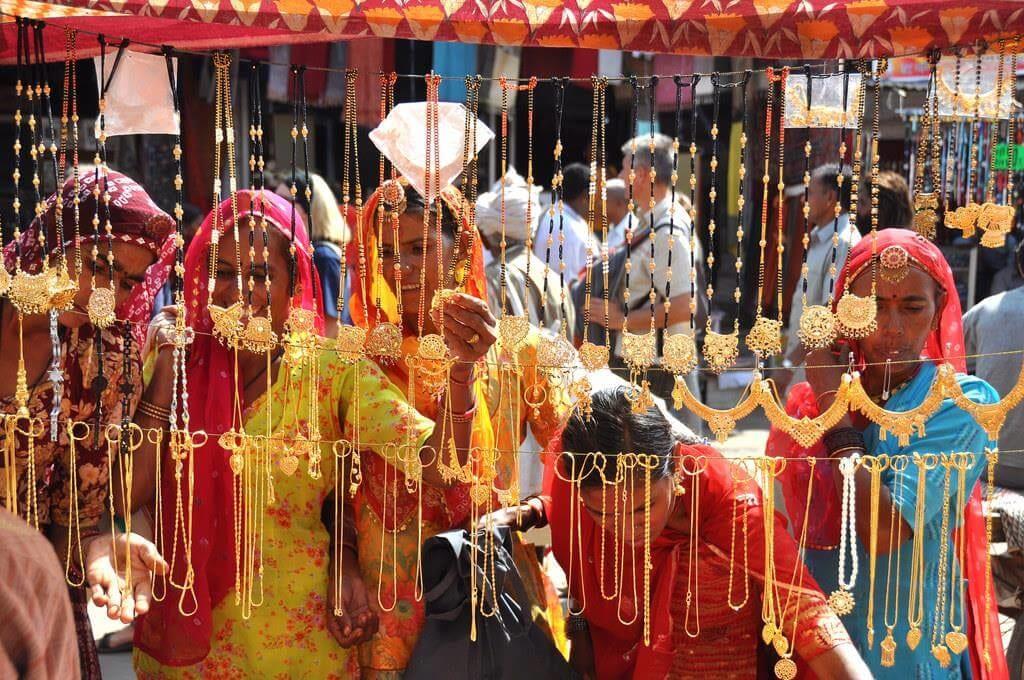 chợ Ấn Độ