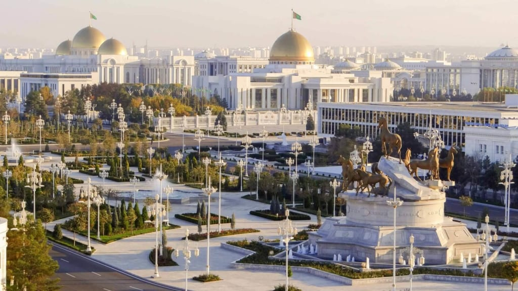 du lịch Turkmenistan