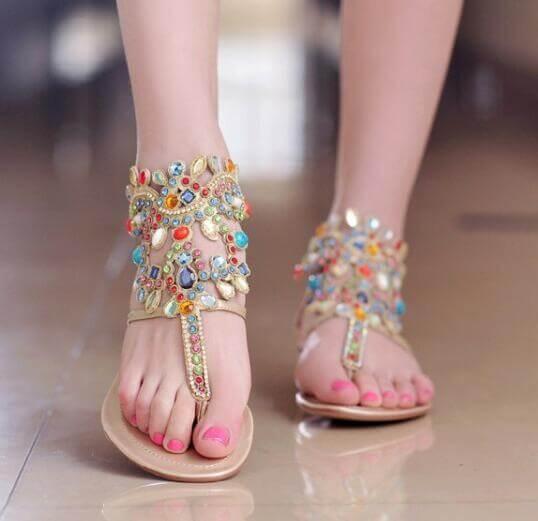flip flops Ấn Độ
