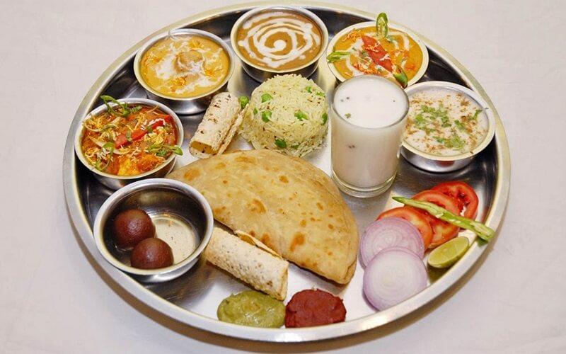 những món ăn truyền thống Ấn Độ