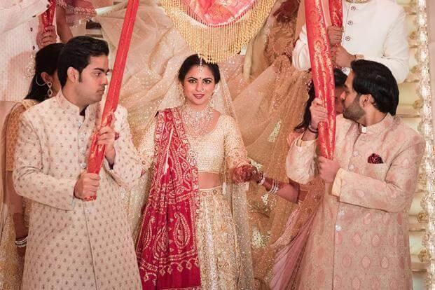 phong tục kết hôn ở Ấn Độ