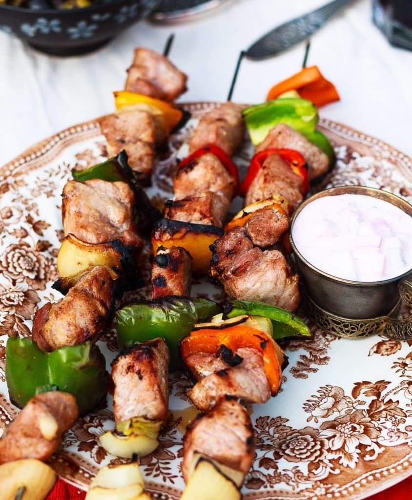 món ăn nên thử ở Turkmenistan