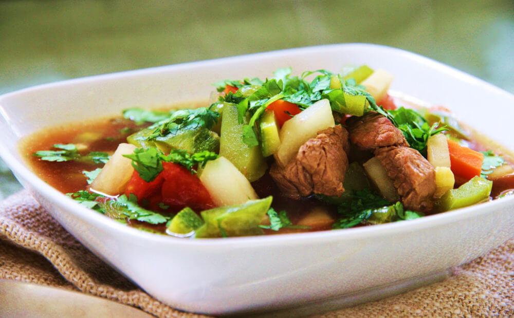 món ăn Turkmenistan