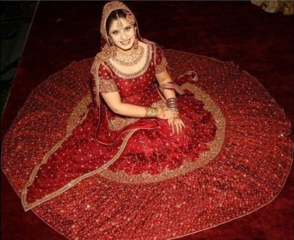 trang phục Ấn Độ nữ