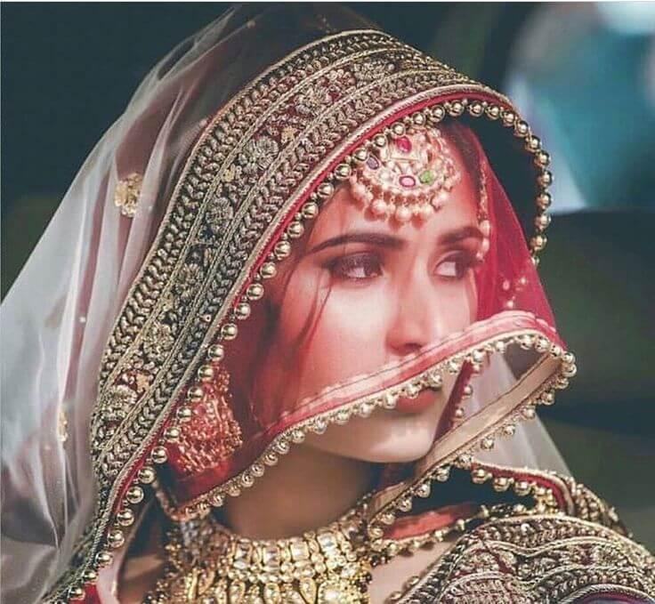 trang sức phụ nữ Ấn Độ