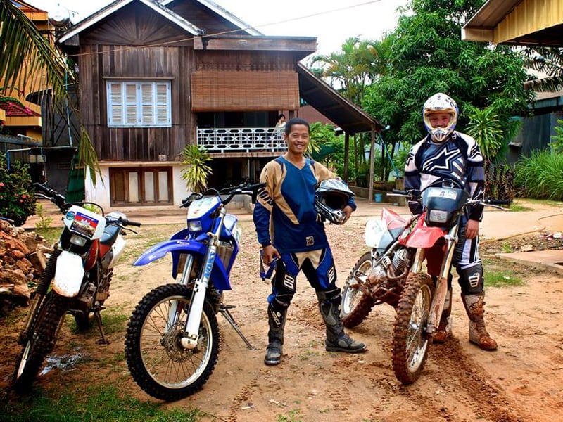 motorbike tour from Ho Chi Minh to Phnom Penh 7