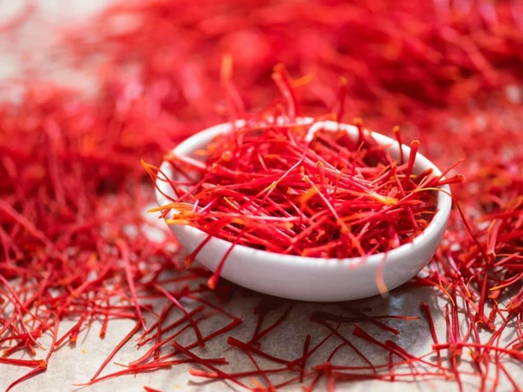 Saffron thường được biết đến như một loại thần dược dành cho sức khỏe và sắc đẹp