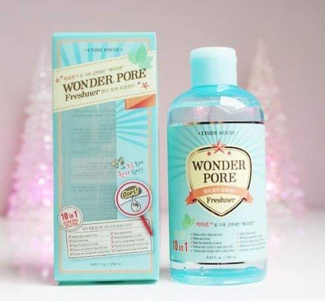 Nước hoa hồng Wonder Pore Freshner