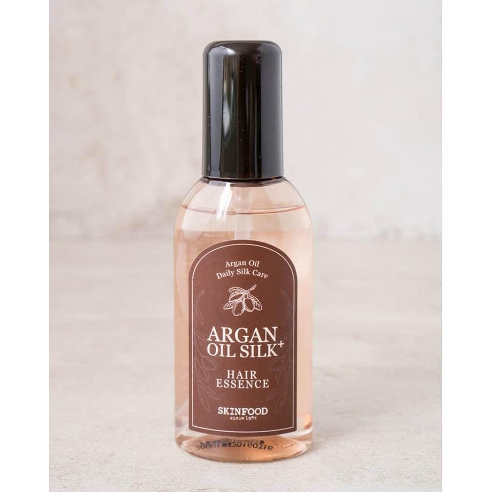 Tinh chất dưỡng tóc Argan Oil Silk Hair Essence