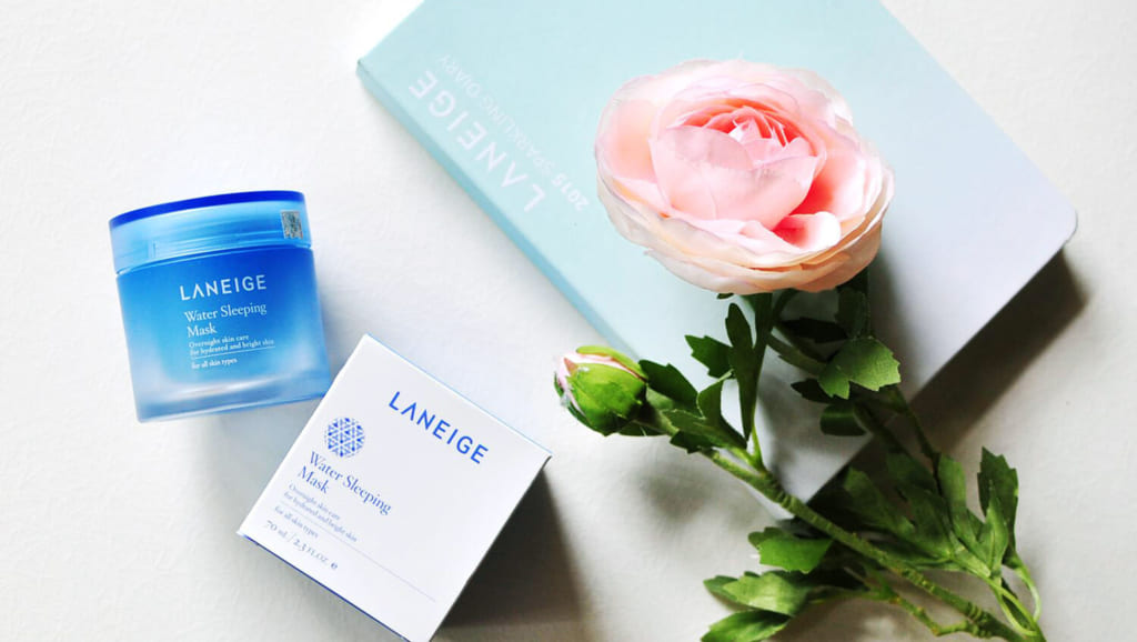 Mặt nạ ngủ Water Sleeping Pack EX