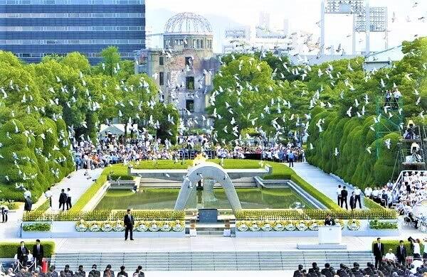 Khu tưởng niệm hoà bình Hiroshima – Genbaku Dome
