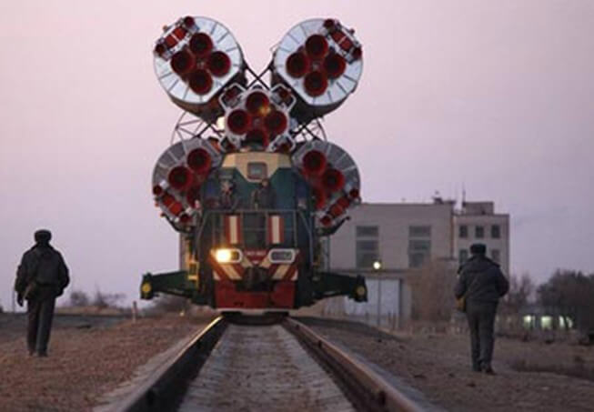 Sân bay vũ trụ Baikonur
