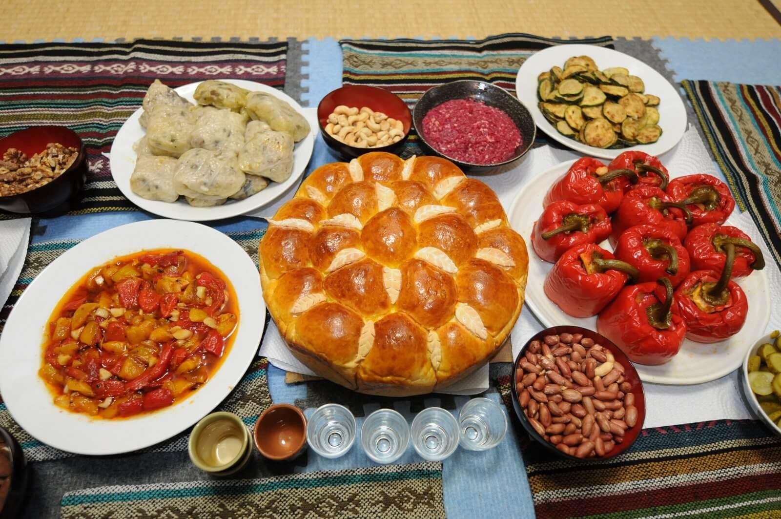 ẩm thực Bulgaria