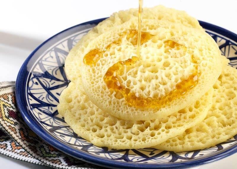 Bánh baghrir