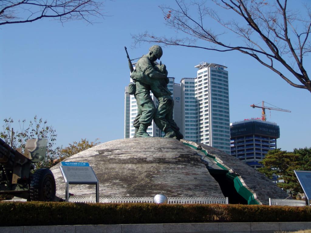 Khu tưởng niệm chiến tranh Hàn Quốc