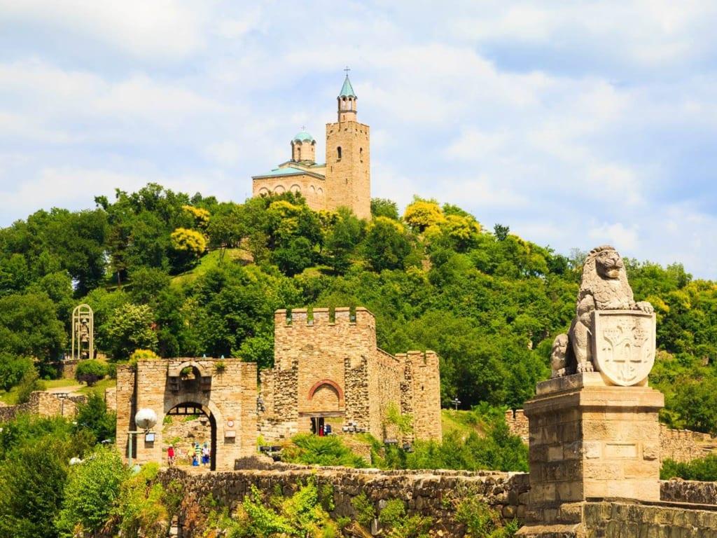 Pháo đài Tsarevets