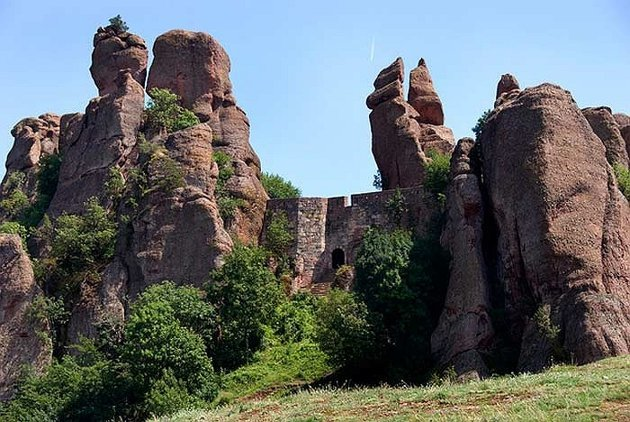 Rừng đá Belogradchik