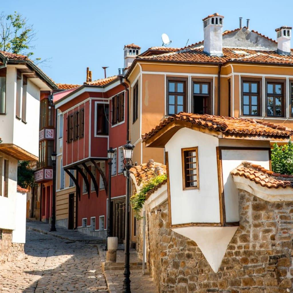 Thành cổ Plovdiv