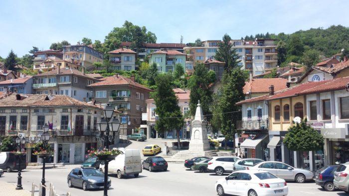 Thành phố Veliko Tarnovo