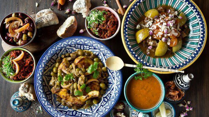 ẩm thực Maroc
