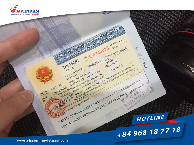 How to apply for Vietnam visa in Congo? - Visa Vietnam au Congo