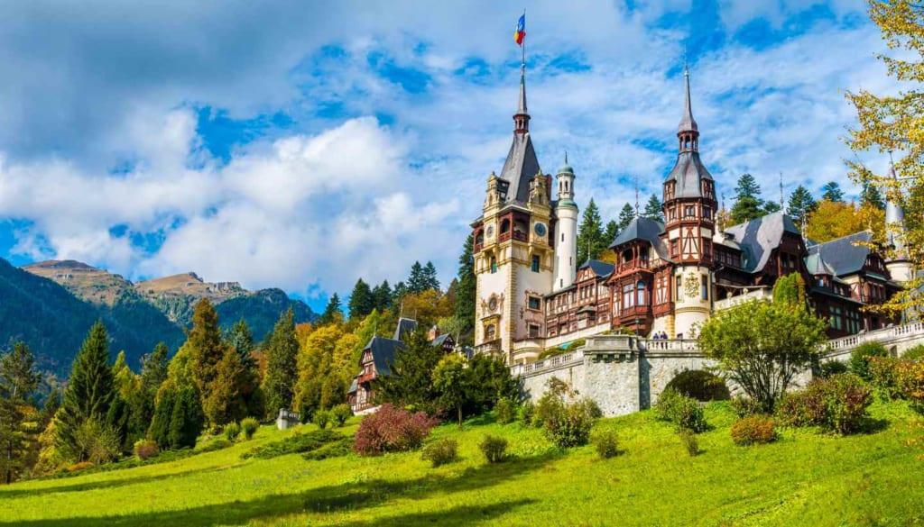 du lịch Romania