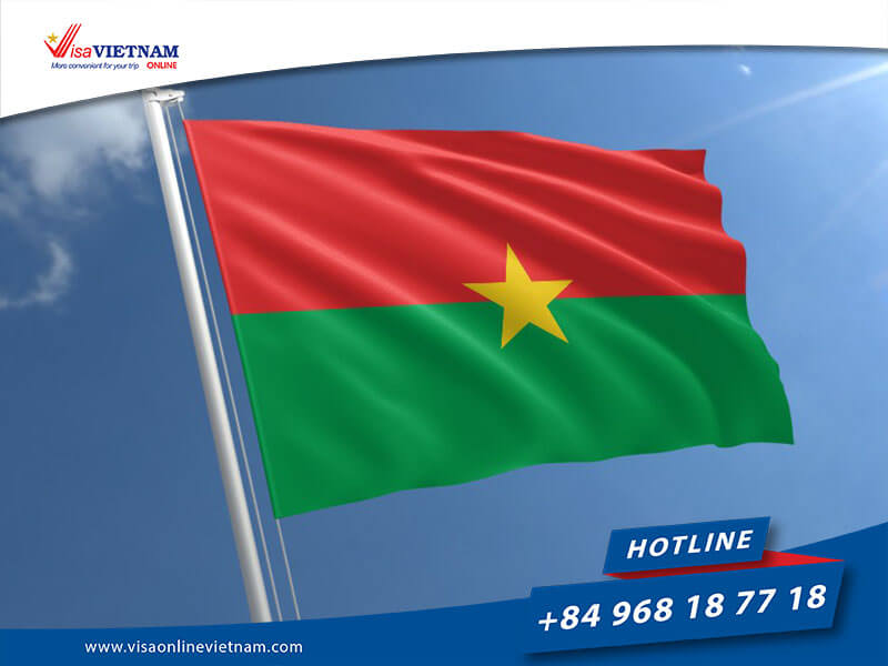 Best way to get Vietnam visa on arrival from Burkina Faso