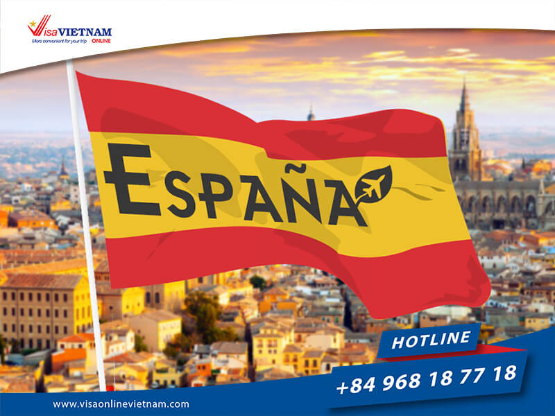 How to get Vietnam visa on arrival from Spain?
