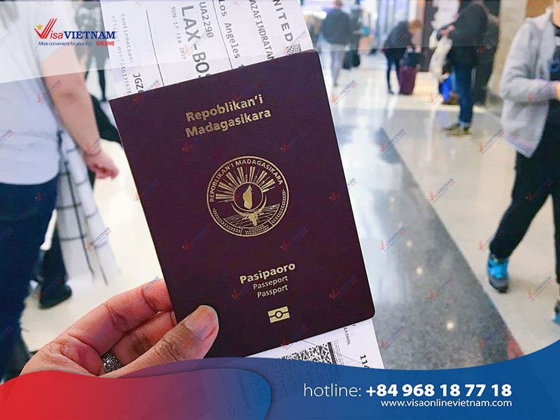 How to apply for Vietnam visa on arrival in Madagascar?