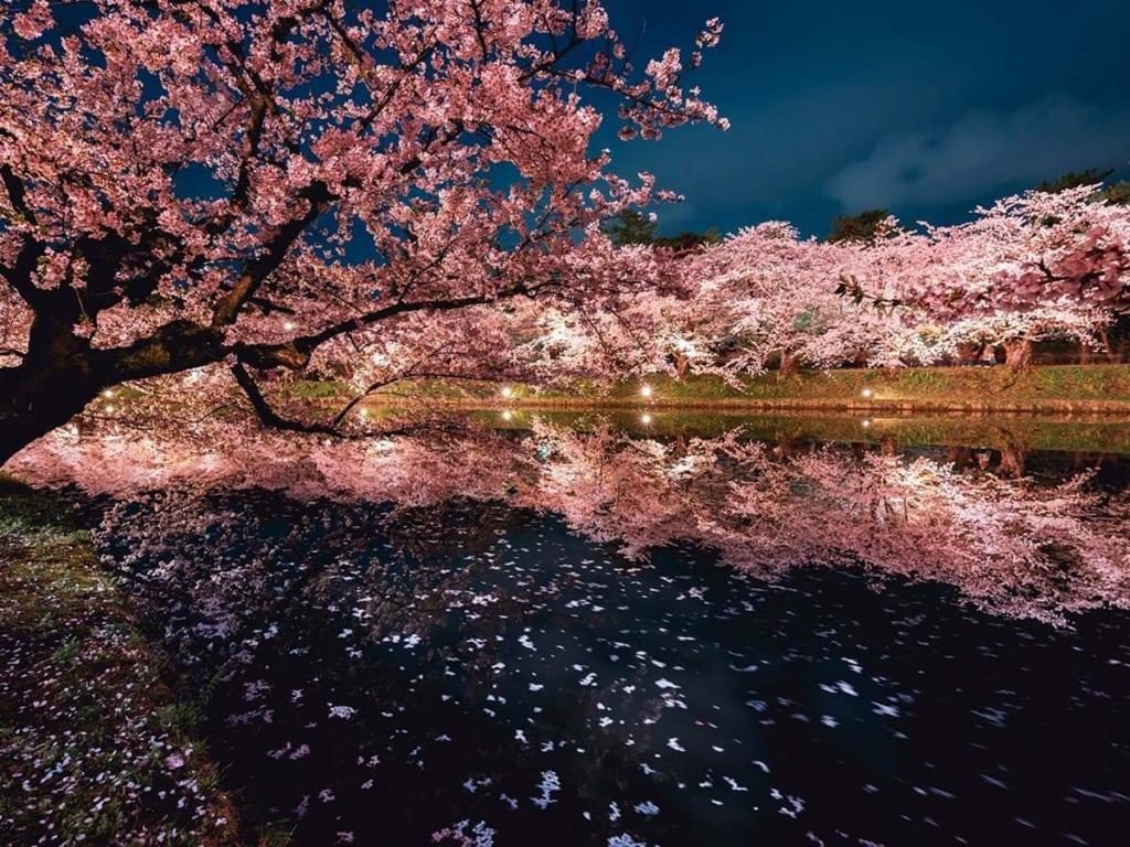 Nhật Bản vào tháng 3