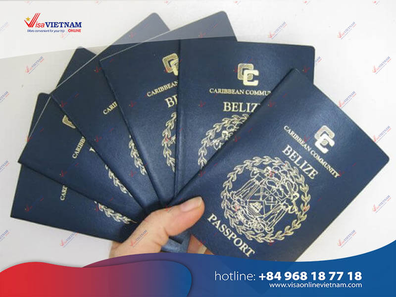 How to apply for Vietnam visa on Arrival in Belize?