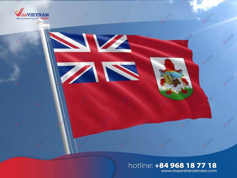 How to apply for Vietnam visa on Arrival in Bermuda?